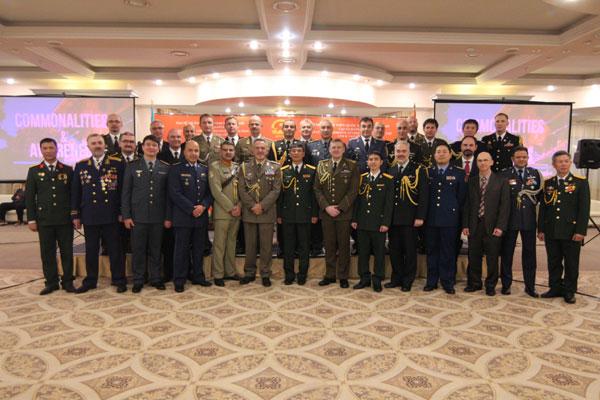 Lễ kỷ niệm 75 năm Ngày thành lập Quân đội Nhân dân Việt Nam và 30 năm Ngày Hội Quốc phòng toàn dân tại Kyiv, Ucraina