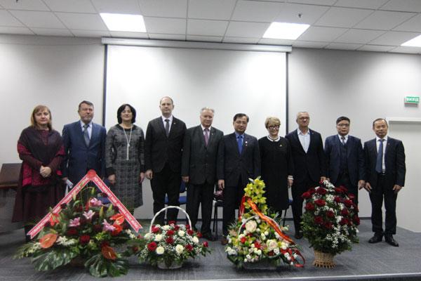 Đại hội Hội hữu nghị Ucraina - Việt Nam lần thứ VIII nhiệm kỳ 2020-2024