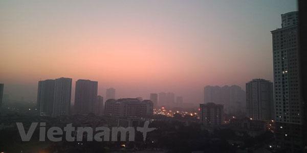Bộ Tài nguyên - Môi trường họp khẩn tìm giải pháp cấp bách kiểm soát ô nhiễm không khí