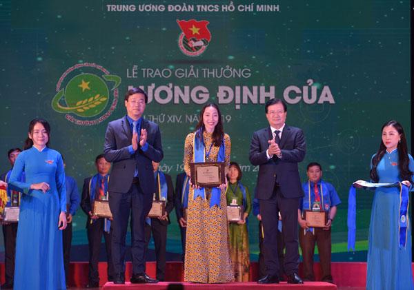 Vinh danh những chủ nhân tương lai của nông nghiệp, nông thôn Việt Nam