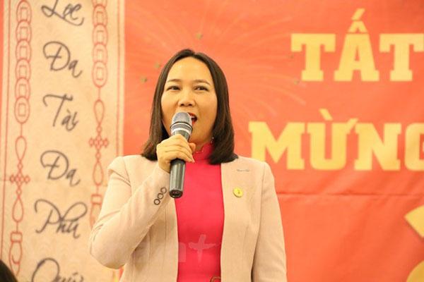Hội người Việt Nam tại Hàn Quốc tổ chức gặp mặt mừng Xuân Canh Tý