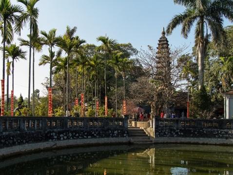 Tháp Phổ Minh – Bảo vật vô giá thời Trần