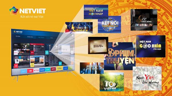 VTC10-NETVIET điều chỉnh tần số thu tín hiệu vệ tinh khu vực châu Âu và Bắc Mỹ
