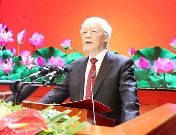 Thông điệp của Tổng Bí thư, Chủ tịch nước về trọng trách quốc tế của Việt Nam trong năm 2020