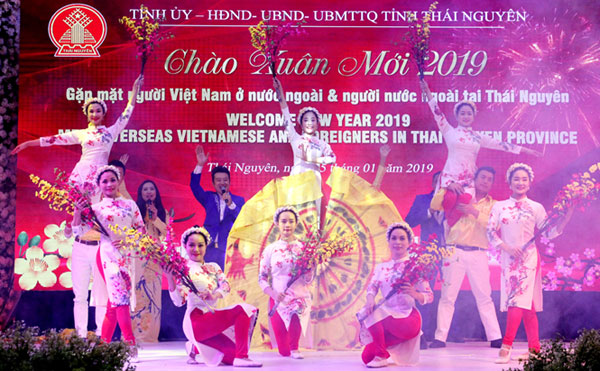 Thái Nguyên: Tổ chức Chương trình gặp mặt người Việt Nam ở nước ngoài