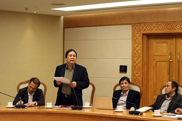 Các chuyên gia góp ý hoàn thiện dự thảo văn kiện Đại hội Đảng
