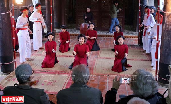 Hát Xoan đình Hùng Lô – Đặc sản vùng đất Tổ Phú Thọ