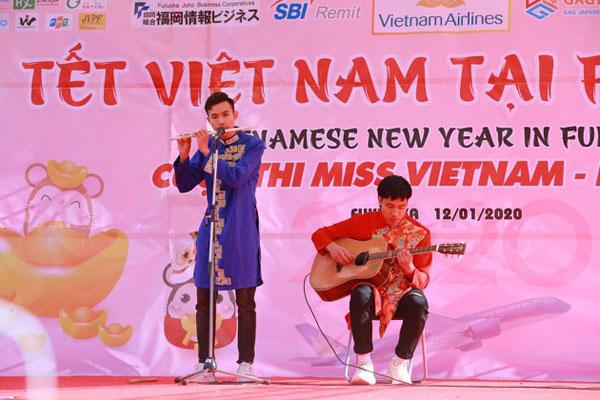 Lễ hội Tết Việt Nam 2020 tại Fukuoka, Nhật Bản