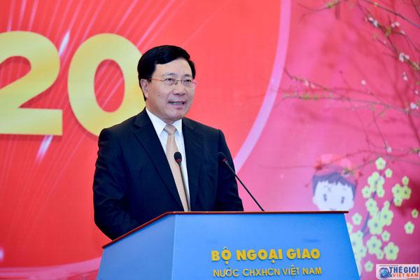 Báo chí có trách nhiệm đưa Việt Nam ra thế giới và đưa thế giới vào Việt Nam
