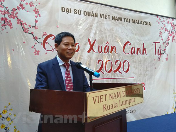 Cộng đồng người Việt tại Malaysia mừng Xuân Canh Tý 2020