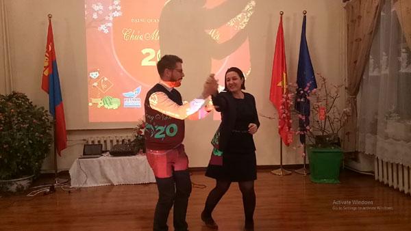Tết – ngày hội của người Việt tại Mông Cổ