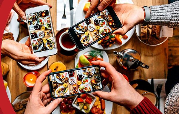Mạng xã hội Hatto: Khi trí tuệ nhân tạo kết nối những tâm hồn sành ăn