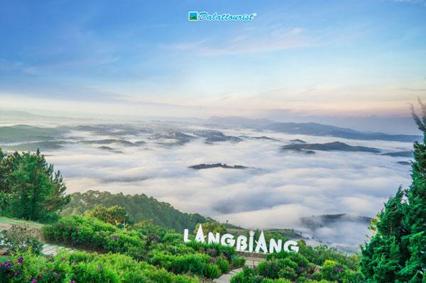Khu dự trữ sinh quyển thế giới Langbiang