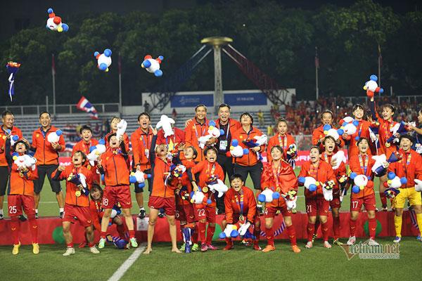 SEA Games 30 lan tỏa tinh thần, ý chí Việt Nam