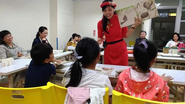 Tết Việt trên lớp học Đài