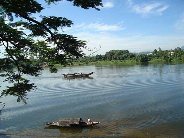 Ký ức bến sông quê