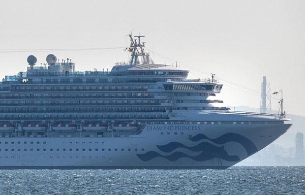 Nhật Bản: Thêm 41 người trên tàu Diamond Princess nhiễm nCoV