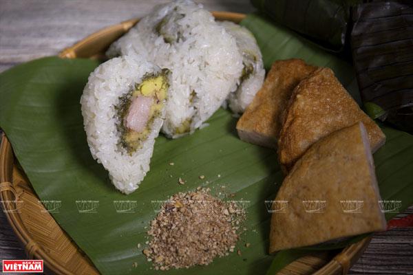 Bánh khúc cô Lan - nét ẩm thực xưa Hà Nội