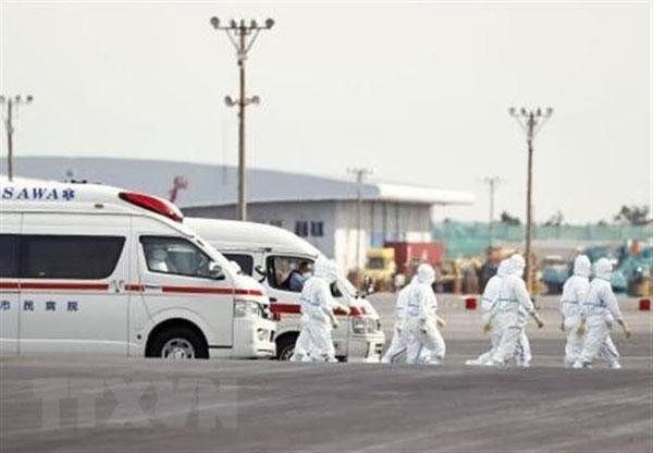 Nhật Bản thông qua ngân sách 94 triệu USD chống dịch COVID-19