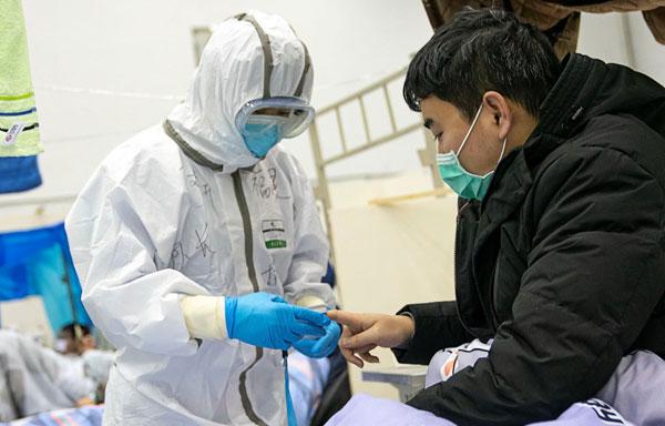 Đức tin tưởng Trung Quốc nhất định chiến thắng dịch bệnh COVID-19