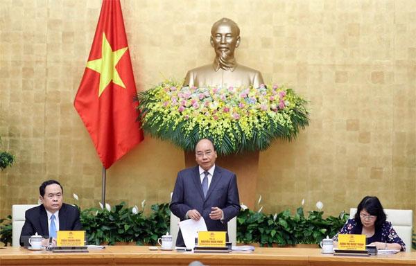 Thủ tướng: Phát động thi đua nước rút, tập trung vào nhiệm vụ cấp bách
