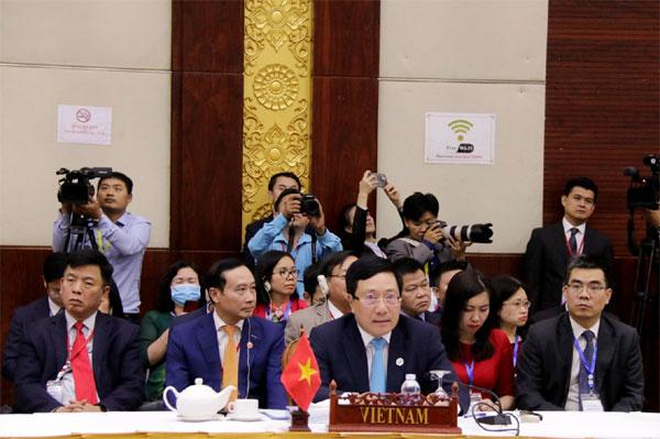Hợp tác Mekong-Lan Thương: Tăng khả năng chống chịu của các nền kinh tế