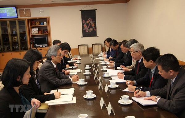 Tham vấn quốc phòng Việt Nam-Nhật Bản chuẩn bị cho Năm ASEAN 2020
