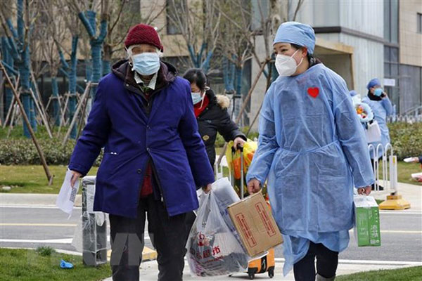4 tỉnh tại Trung Quốc giảm mức ứng phó khẩn cấp trước dịch COVID