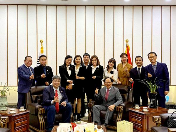 VKBIA góp phần tiếp tục tăng cường hợp tác và phát triển mạnh mẽ giữa Việt Nam và Hàn Quốc