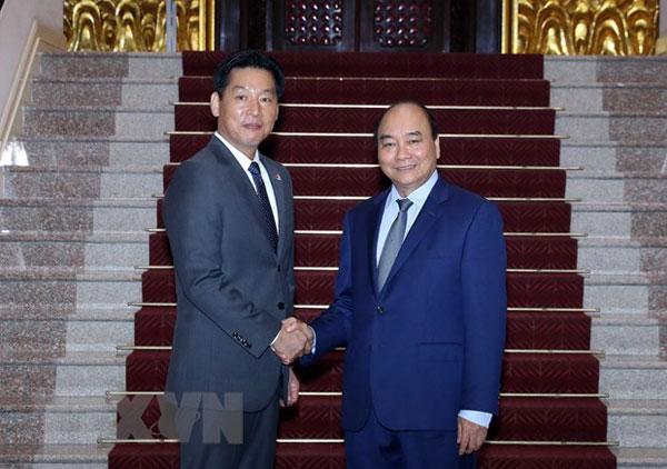 Việt Nam mong muốn mở rộng hợp tác sâu rộng với Tập đoàn Aeon