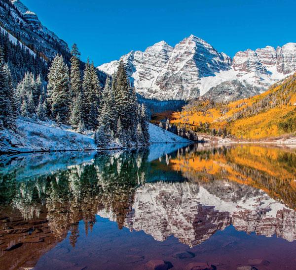 Aspen – Xứ cổ tích của những cây dương