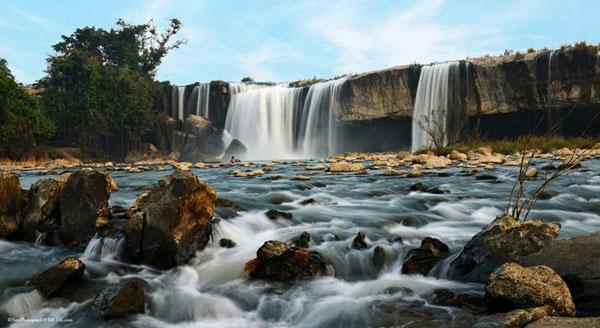 Đ'ray Sap - điểm du lịch kỳ thú của Đắk Nông