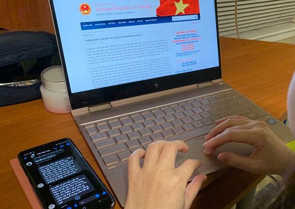 Du học sinh Việt tại Mỹ khuyên nhau