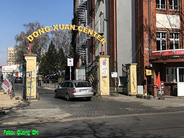 Cuộc sống của người Việt tại Chợ Đồng Xuân ở Berlin trong dịch COVID-19