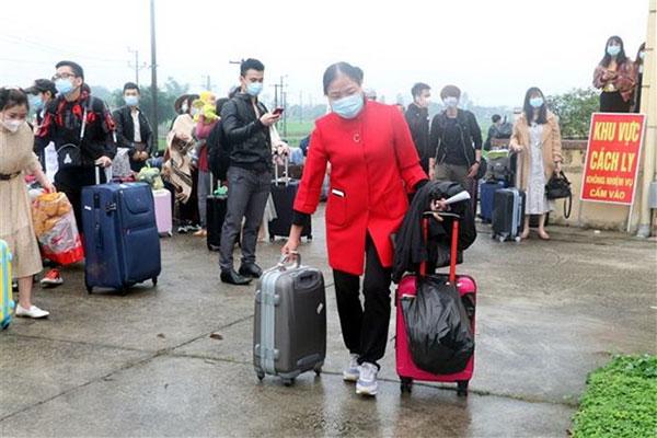TP. HCM: Gần 2.000 trường hợp hoàn thành cách ly tập trung trở về nhà