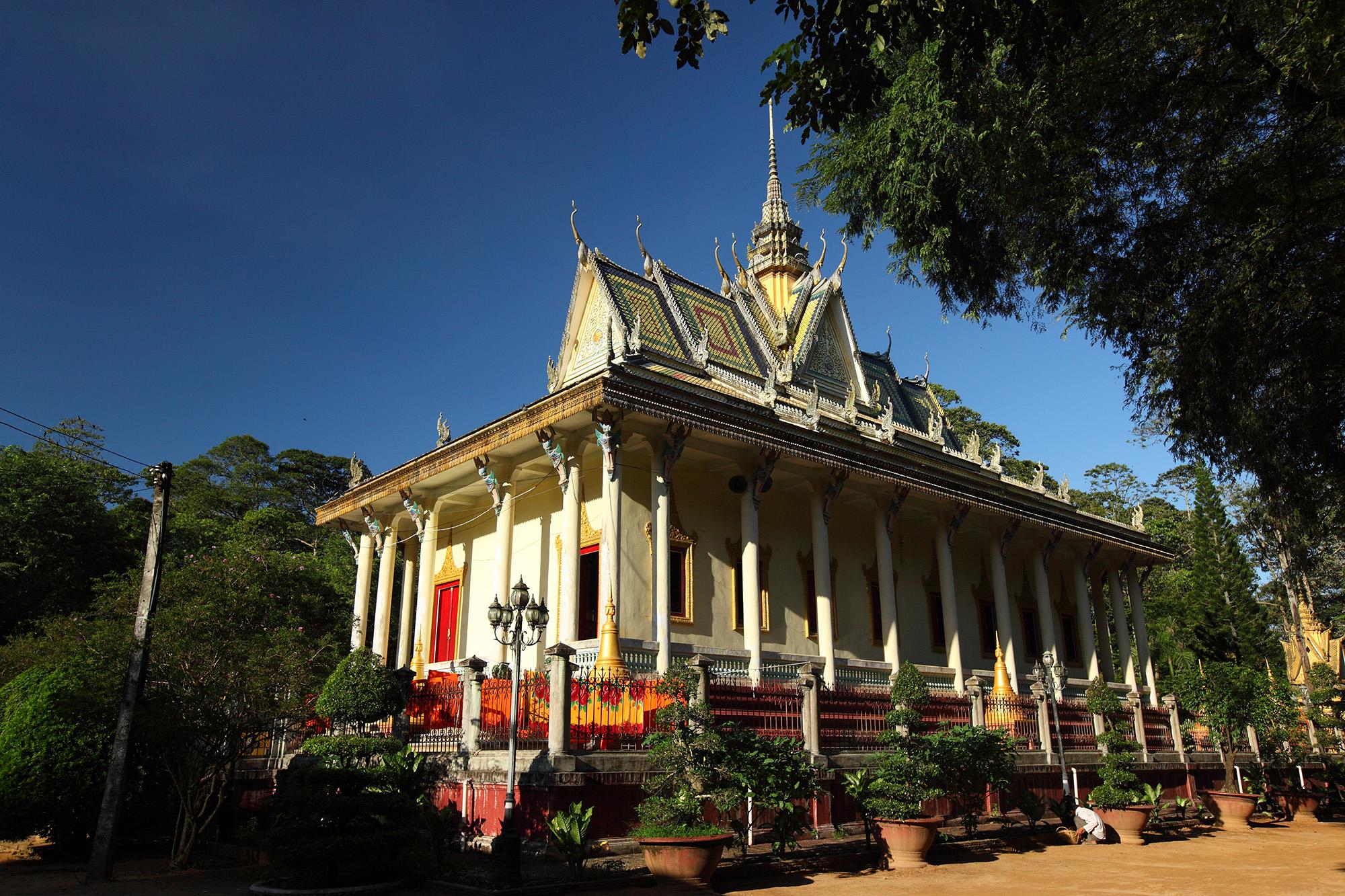 Sắc màu văn hóa người Khmer