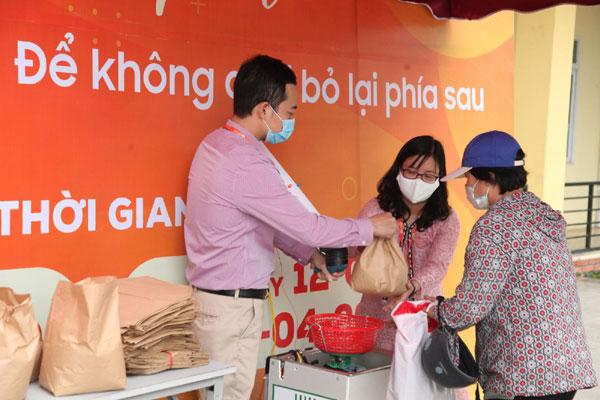Hình ảnh đẹp tại Hà Nội trong mùa dịch COVID-19