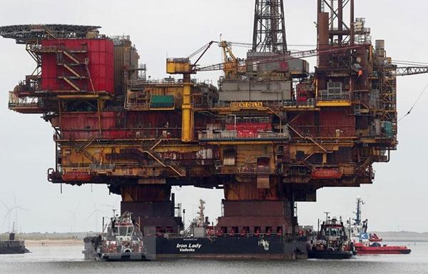 Giá dầu tại Mỹ giảm xuống mức âm, thấp nhất kể từ năm 1983