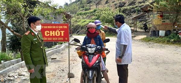 Hà Giang: Phong tỏa thị trấn Đồng Văn để phòng chống dịch COVID-19