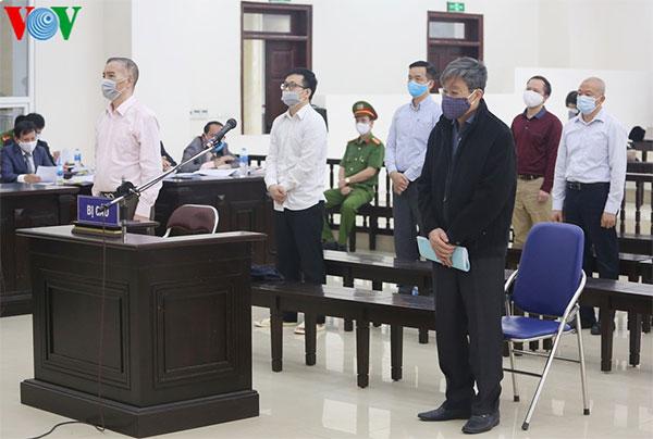 Viện kiểm sát đề nghị y án Chung thân đối với bị cáo Nguyễn Bắc Son