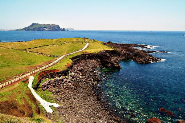 Jeju - Hòn đảo của đá và gió