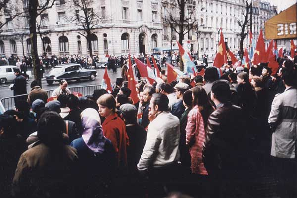 Phong trào Việt kiều tại Pháp và chặng đường hòa nhịp của vô tận lý tưởng
