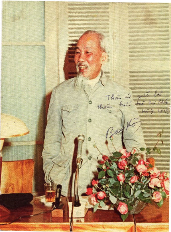 Kỷ niệm ngày sinh Hồ Chủ tịch