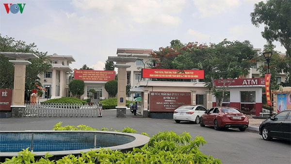 Sự chuyển mình của vùng ngoại ô TP Hồ Chí Minh