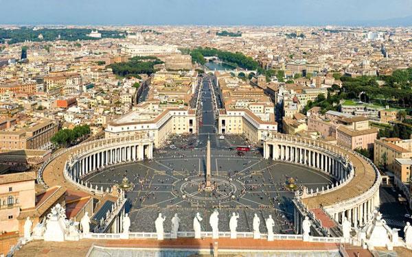 """Roma - """"kinh đô thế giới"""""""