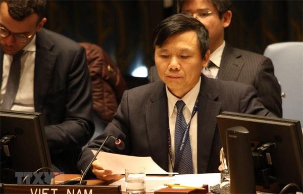 Bảo vệ thường dân trong xung đột là ưu tiên quan trọng của Việt Nam