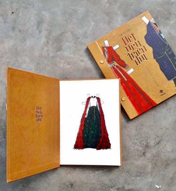 Ra mắt sách về Việt phục thời Lê Sơ tại Australia