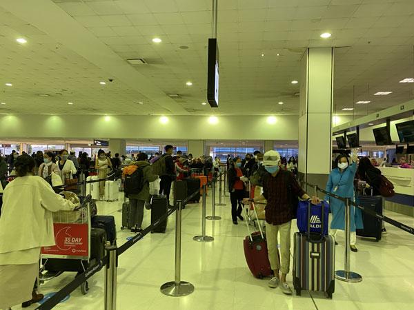 Phối hợp đưa 344 công dân Việt Nam từ Australia và New Zealand về nước an toàn