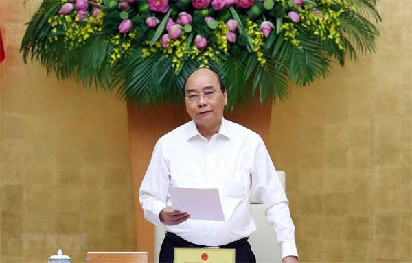 Thủ tướng: Đưa nền kinh tế vượt lên, đạt mục tiêu cao nhất của năm