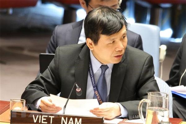 Việt Nam chủ trì họp Nhóm công tác của HĐBA về các tòa án quốc tế
